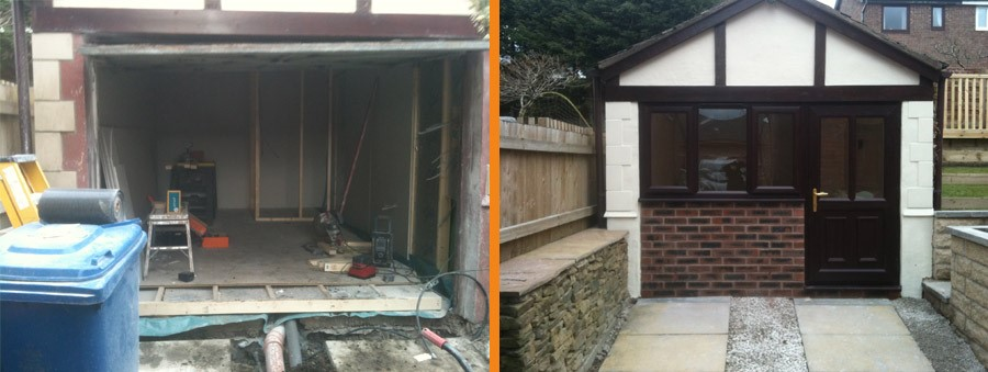 Get The Most Out Of Your Home Convert Your Garage