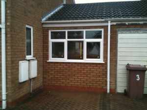 Garage Conversion in Haydock