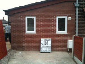 Garage Conversion Irlam