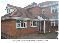 garage conversion Manchester area